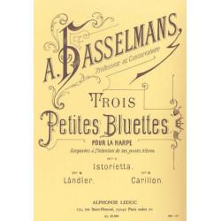 Hasselmans Alphonse - 3 Petites bluettes