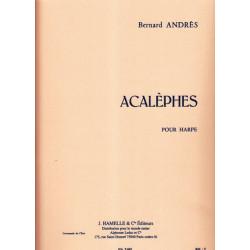 Occasion - Andrès Bernard - Acalèphes