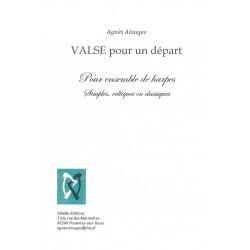 Alouges Agnès - Valse pour un départ