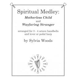 Woods Sylvia - Spiritual Medley - Harpe et Cloches