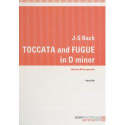 Bach J.S - Toccata et fugue en ré mineur