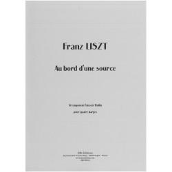 Liszt Franz - Au bord de la source