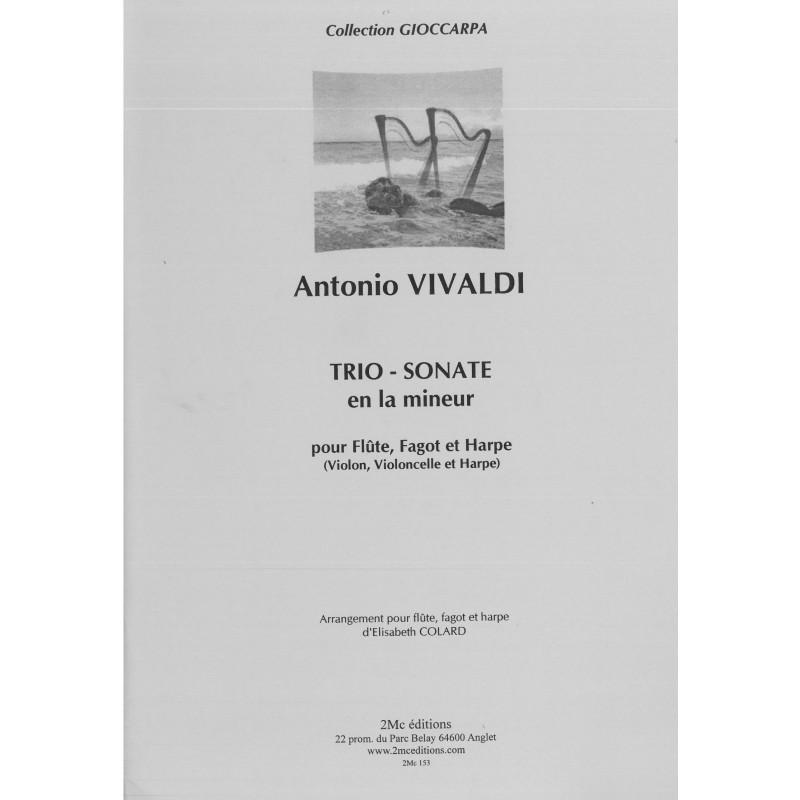 Vivaldi Antonio - Sonate en la mineur