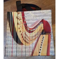 Sac harpe