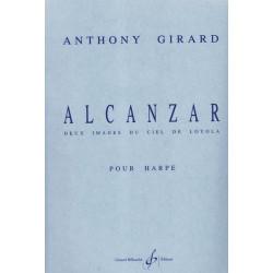 Girard Anthony - Alcanzar, 2 images du ciel de Loyola