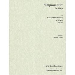 Glière Reinhold Moritzovich - Impromptu (Tauer)