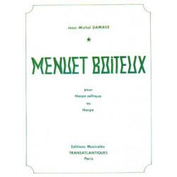 Damase Jean-Michel - Menuet bo