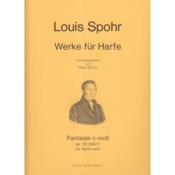 Spohr Louis - Fantasie c-moll Op. 35 f