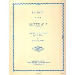 Bach Johann Sebastian - Suite n