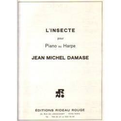 Damase Jean-Michel - L'insecte