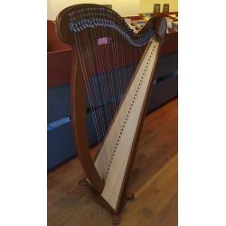 """Occasion - Harpe Celtique Camac """"Mélusine"""""""