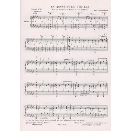 Godefroid Felix - La Jeune et la Vieille