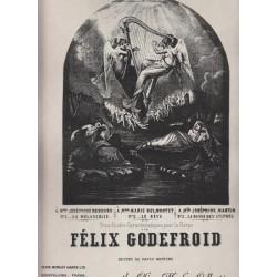 Godefroid Felix - La mélancolie, Le rêve, La danse des Sylphes