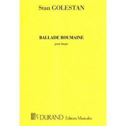 Golestan Stan - Ballade Roumaine pour harpe