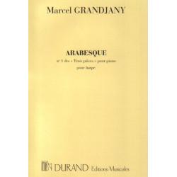 Grandjany Marcel - Arabesque