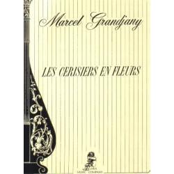 Grandjany Marcel - Les cerisiers en fleurs