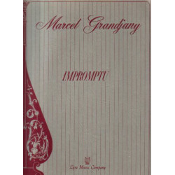 Grandjany Marcel - Impromptu