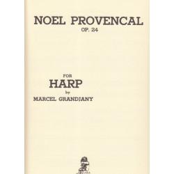 Grandjany Marcel - Noel provencal Op. 24