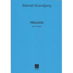 Grandjany Marcel - Préludes
