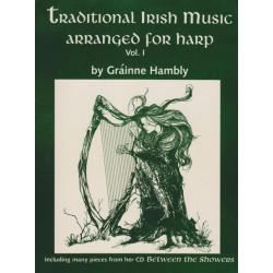 Hambly Grainne - Traditional Irish Music for harp Vol. 1 (celtic