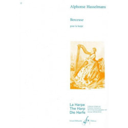 Hasselmans Alphonse - Berceuse op. 2 (Billaudot) Degré élémentaire