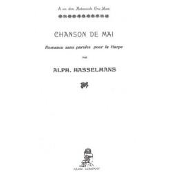 Hasselmans Alphonse - Chanson de mai op.40 Romance sans parole (Lyra)