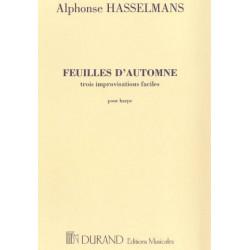 Hasselmans Alphonse - Feuilles d'automne